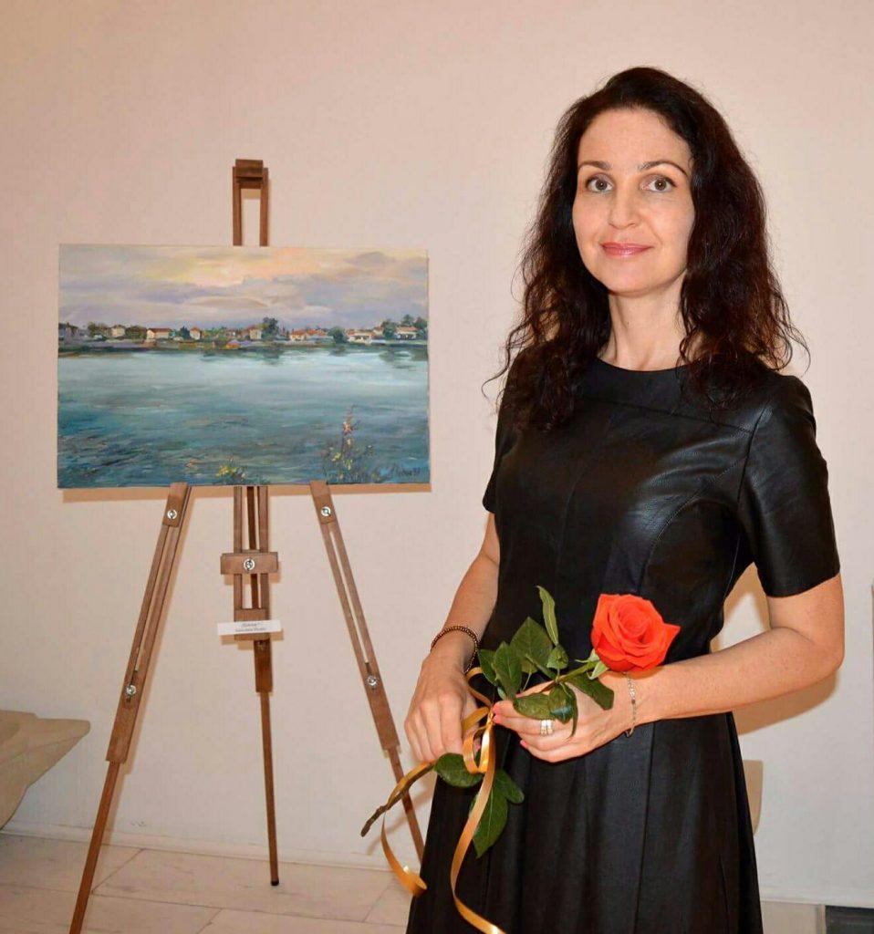 Ангелина Недин 2017