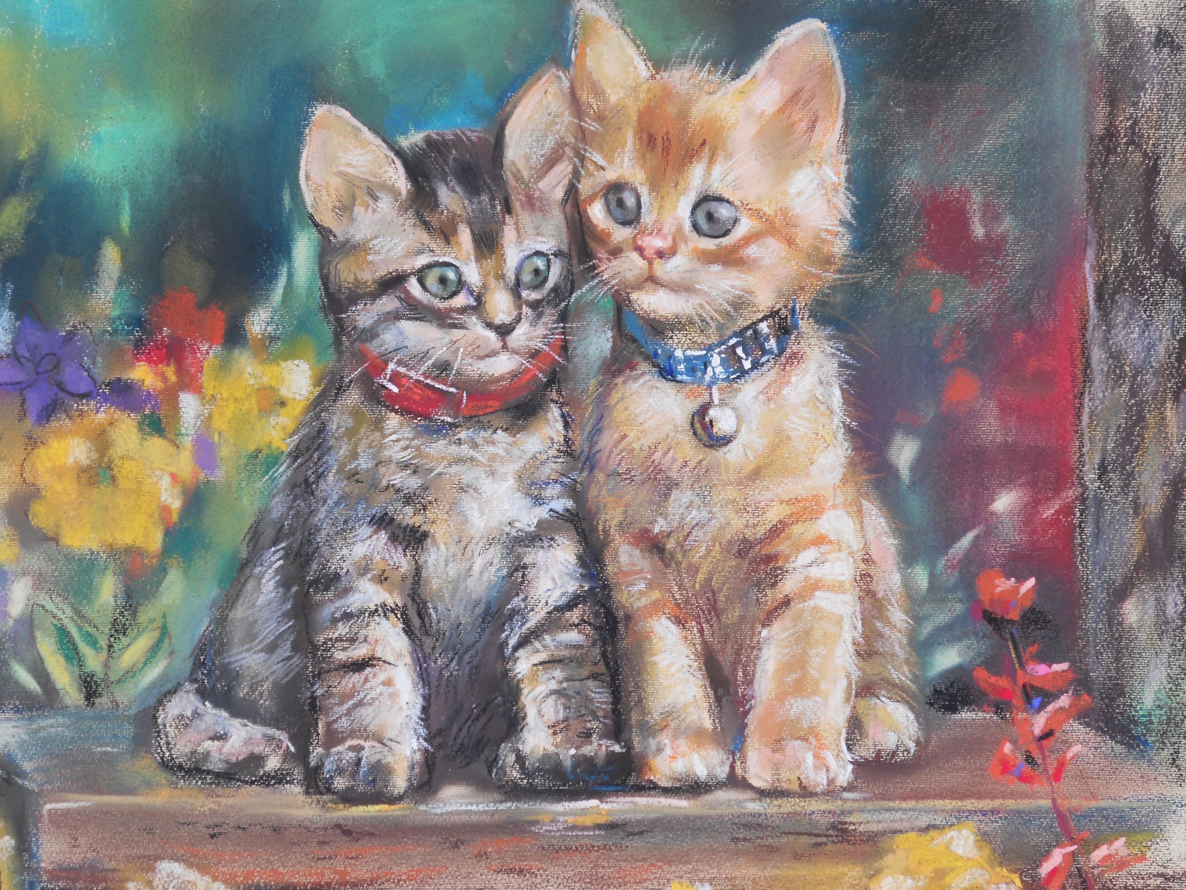 рисуване на домашни любимци