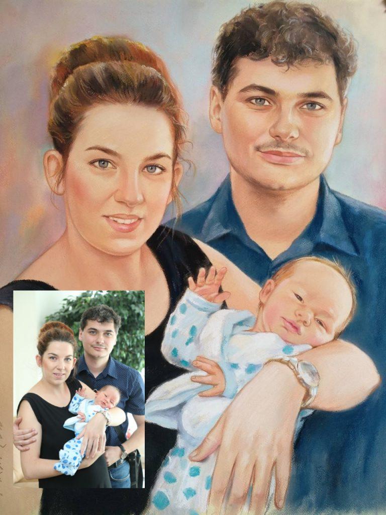 Семеен Портрет 2019 Ангелина Недин